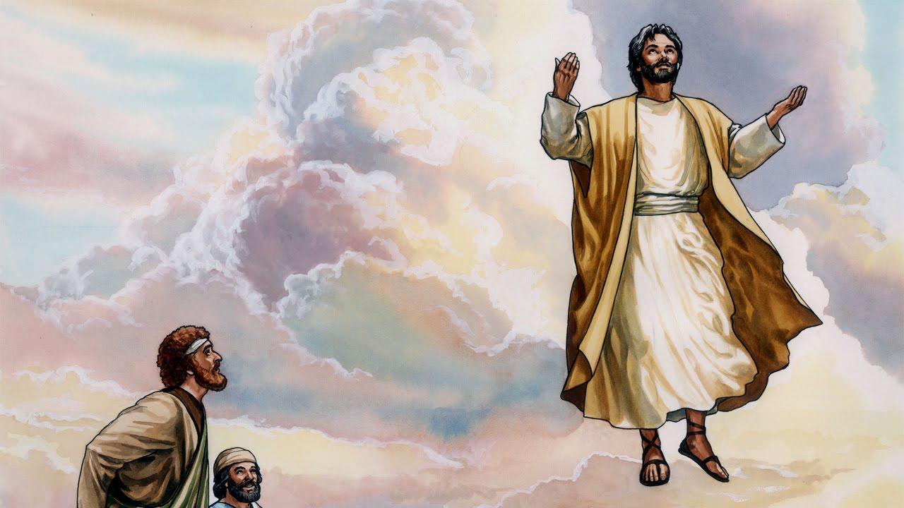 107 - Jesús sube al cielo (Spanish) - YouTube