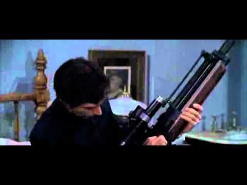 The Living Daylights (1987) - Saunders