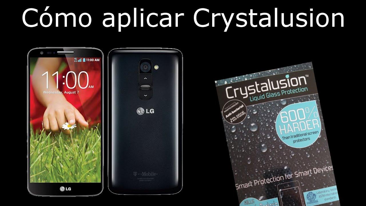 C mo aplicar crystalusion el protector de cristal l quido - Como aplicar el microcemento ...