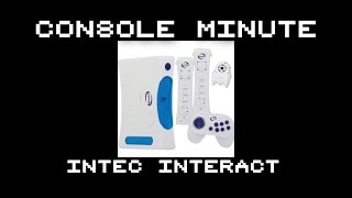 Console Minute - Intec InterAct
