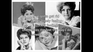 BRENDA LEE - Here Comes That Feelin(1962)with lyrics YouTube Videos