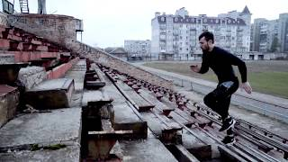 Бег по ступенькам Yakushchenko Sport