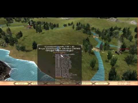 Mount And Blade Warband Göktürk V1.160-1.153 Modu Oyun Tanıtımı