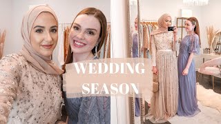 SISTER VLOG | Get Ready With Us For a Wedding!