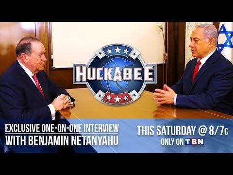 Exclusive Interview with Benjamin Netanyahu (Preview) | Huckabee