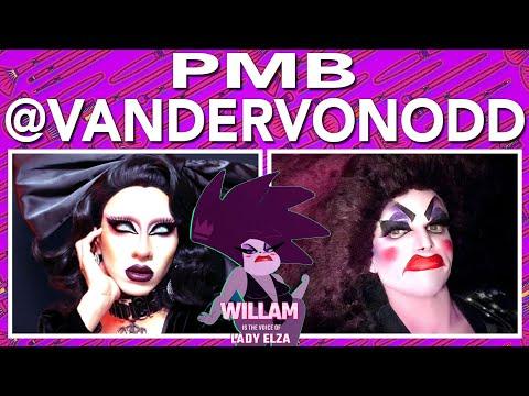 """PMB: """"SUPER DRAGS"""" Edition w Vander Von Odd"""