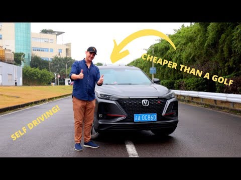 The Changan Cs75 Plus Is The Futuristic Chinese Car You Ve Never
