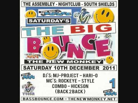 THE BIG BOUNCE  10 DEC 2011