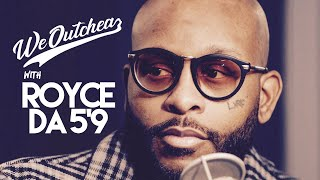 Royce Da 5'9 speaks about his new video for Cocaine, making The Book Of Ryan, PRhyme and more!