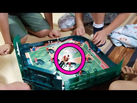 最近の子供たちが遊ぶ野球ボードゲームの魔球が凄すぎる件【大谷翔平選手でも打つの無理】