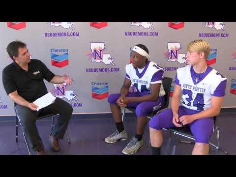 Recruit Video Interview: North Webster High School Recruits