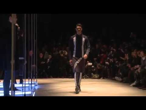054768d1ae63 adidas Originals White Mountaineering FW16 at Pitti Uomo - YouTube