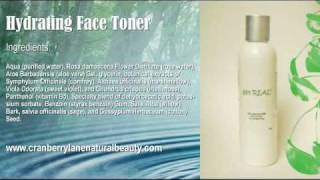 Natural Hydrating Toner - PURE & NATURAL!!! Thumbnail
