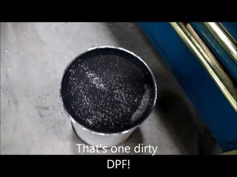 FSX Diesel Particulate Filter Cleaning