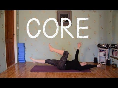 CORE I Cvičení na hluboký stabilizační systém