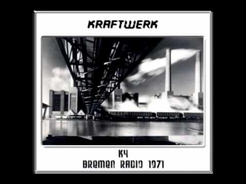 Kraftwerk - Ruckzuck, part 1 (Bremen Radio 1971. Live)