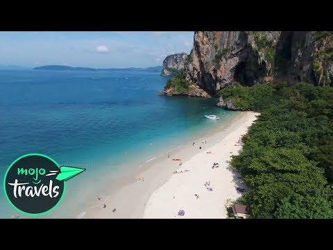 Top 10 Popular Tourist Beaches in Southeast Asia