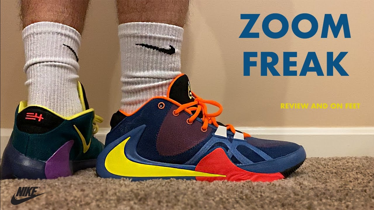 Nike Zoom Freak 1 Roots Review and On