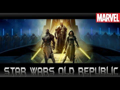 เปิดตำนานสงครามจักรวาล Star Wars Old Republic - Comic World Daily