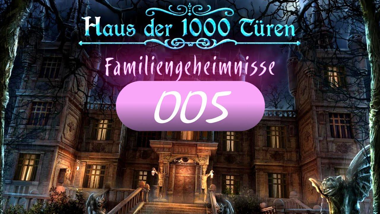 Lets Play Haus Der 1000 Türen Familiengeheimnisse Part 5