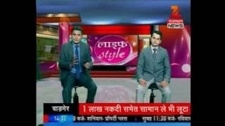 Dr.Suneet Soni, Director -Medispa- Best Hair Transplant in Jaipur-Delhi -India ZEE  Prt IV