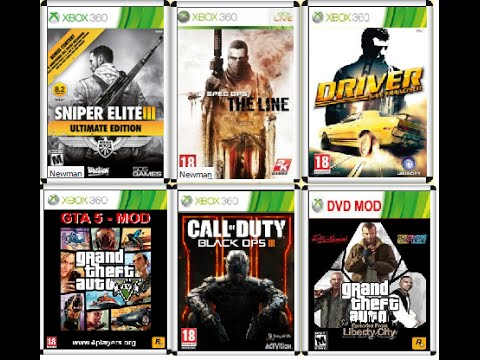 How To Download Xbox 360 Games To Usb And Play Youtube
