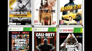 Gambar cover How to download Xbox 360 Games to usb and play