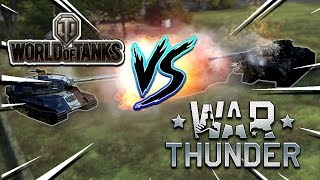 War Thunder vs  World of Tanks -- Which to Choose? (2018 Updated)