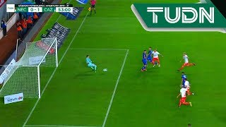 Gol anulado del Cruz Azul |Necaxa 0 - 0 Cruz Azul | Liga MX - Ap19 | TUDN México