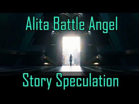 Alita Battle Angel:  My Movie Story Speculation (Major Spoilers)