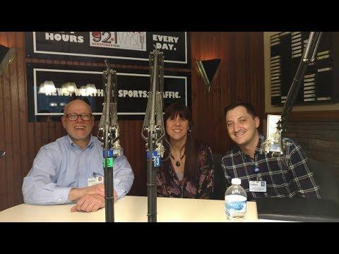 "St. John's joins ""Seniors Rock"" Radio Show"