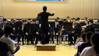 Montfort Alumni Wind Orchestra (SG) (MAWO) 2013 Princess Mononoke