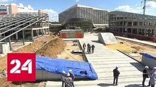 Первые станции нового кольца метро откроются осенью
