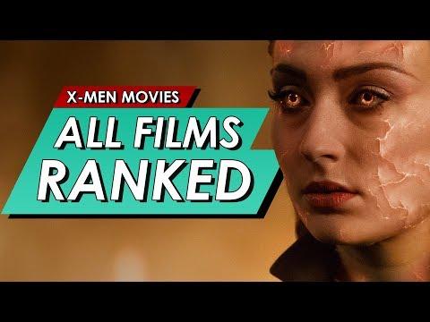 X-Men Movies Ranked From Best To Worst | All Films | X-Men - Dark Phoenix | NO SPOILERS