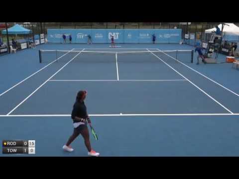 Rodionova Arina v Townsend Taylor - 2017 ITF Burnie