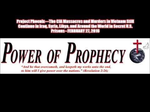 TEXE MARRS  Project Phoenix—The CIA Massacres and Murders