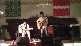samba de gumbo composed by 山弦 performed by 田中彬博 and Shohei To...