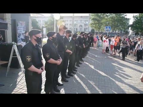 Беларусь: протестные настроения на фоне грядущих выборов…