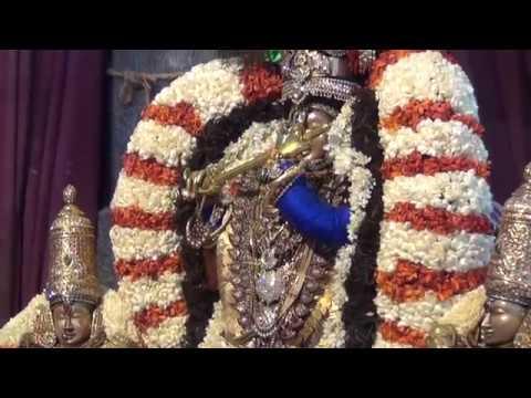 Sri Vedantha Desikar Devasthanam 2018 Venugopala Thirukolam