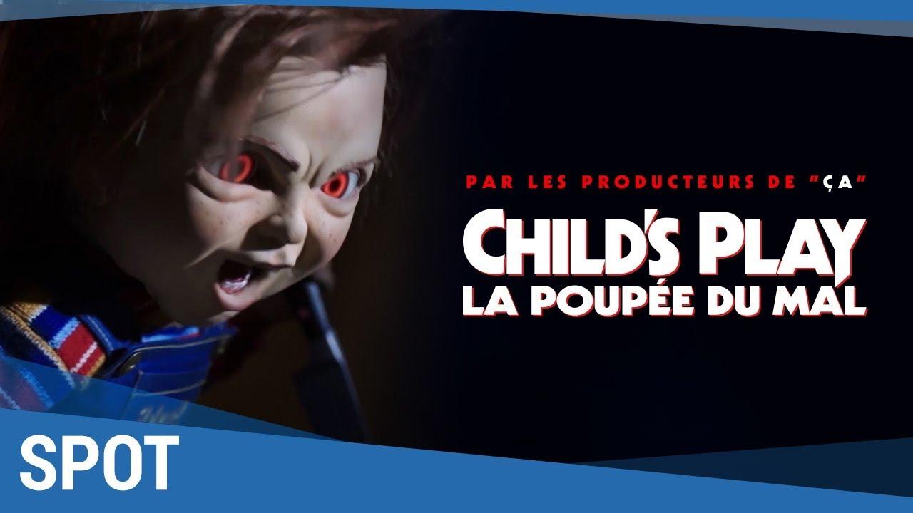 CHILD'S PLAY : LA POUPÉE DU MAL - Spot Stop Him VF [Actuellement au cinéma]