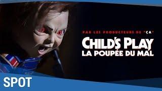 CHILD'S PLAY : LA POUPÉE DU MAL - Spot