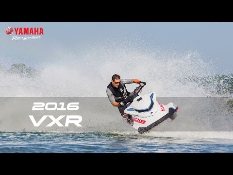 2016 Yamaha VXR - Heavy on Power, Light on Weight