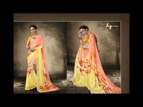 Navratri special autunm collection  -  surat textile bazaar