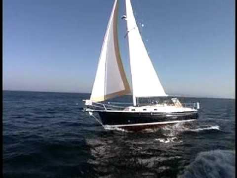Com-Pac 35 Test Sail