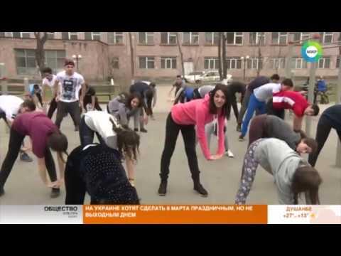 Потянулись к турникам: молодежь Армении выбирает воркаут