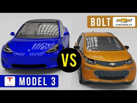 Tesla Model 3 vs. Chevy Bolt: Which is Right for YOU?
