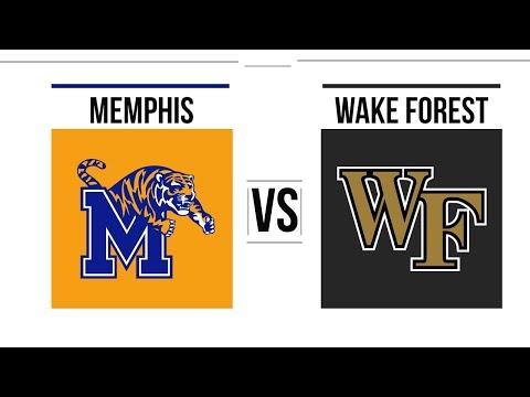 2018 Birmingham Bowl Memphis vs Wake Forest Full Game Highlights