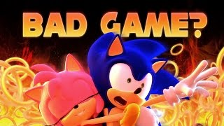 "Sonic Adventure: A ""Good"" Game?"