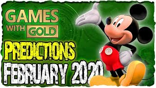 Xbox Games With Gold February 2020 Predictions | Xbox February 2020 Lineup