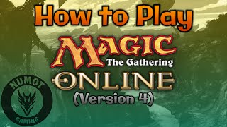 How to Play Magic: the Gathering Online - A Full MTGO Tutorial